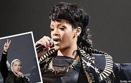 Rihanna háo hức được đi tour với Eminem