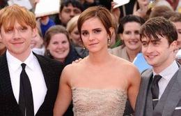 Hermione có hạnh phúc khi sống với Ron?