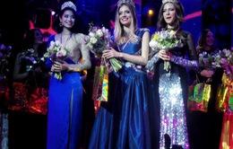 Phạm Hương đoạt Á hậu 1 - Hoa hậu thể thao thế giới 2014
