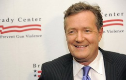 MC nổi tiếng Piers Morgan rời CNN