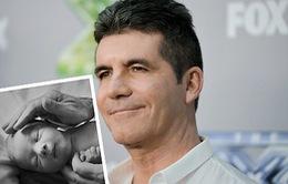 """Simon Cowell: """"Tôi sinh ra để làm cha"""""""