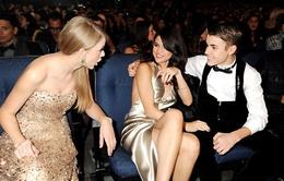 Trở lại với Justin Bieber, Selena đổ vỡ tình bạn với Taylor Swift