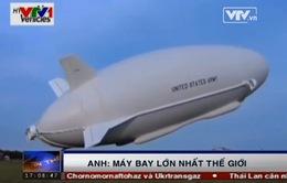 Chiêm ngưỡng chiếc máy bay lớn nhất thế giới