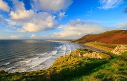 Những bãi biển tuyệt đẹp của nước Anh