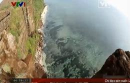Choáng ngợp trước vẻ đẹp của đảo Lý Sơn