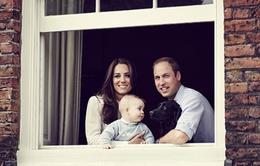 Vợ chồng hoàng tử William khoe ảnh mới