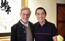 Steven Spielberg rơi nước mắt khi xem phim của Trương Nghệ Mưu