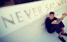 Justin Bieber cố trở thành người tốt