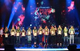 Bài hát Việt 2014: Tiếp tục tận hiến trong năm thứ 10
