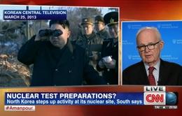 Triều Tiên đã sẵn sàng cho vụ thử hạt nhân mới?