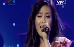 Tưng bừng với Bài hát Việt 2014, liveshow đầu tiên