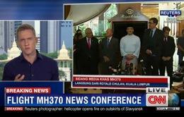 Có thể mất 8-12 tháng để tìm kiếm MH370