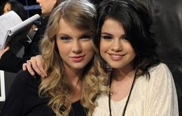 Taylor Swift xui Selena viết ca khúc về Justin Bieber