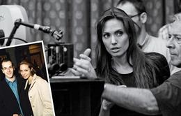 Angelina Jolie vẫn là bạn tốt với chồng cũ
