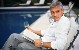 George Clooney muốn theo đuổi sự nghiệp chính trị