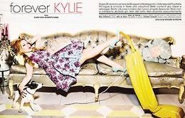 Kylie Minogue đỏng đảnh và khiêu khích