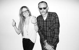 Terry Richardson phủ nhận có quan hệ tình cảm với Lindsay Lohan