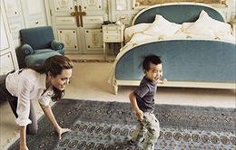 Angelina Jolie có thiện cảm với bạn gái của con trai lớn Maddox