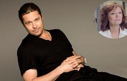 Brad Pitt được bạn diễn già tán dương