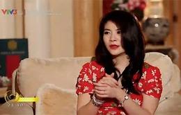 """Diễn viên Kim Oanh muốn """"nửa kia"""" trói mình"""