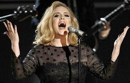 Adele sẽ phát hành album mới vào năm 2015