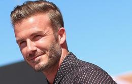 David Beckham chia sẻ về những giấc mơ