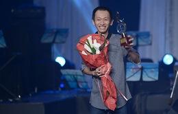 NS Thanh Tâm thực hiện minishow tại Bài hát Việt tháng 7