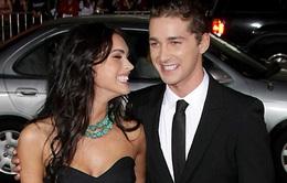 """Megan Fox thích """"khóa môi"""" Shia LaBeouf nhất"""