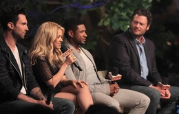 The Voice Mỹ thắng lớn tại Teen Choice Awards 2014
