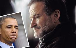 Tổng thống Obama gửi lời chia buồn tới gia đình diễn viên Robin Williams