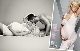 Christina Aguilera muốn lên tạp chí Playboy sau khi sinh con