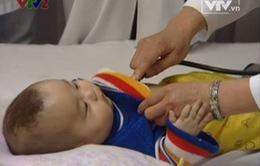 Những lưu ý trong điều trị bệnh viêm tiểu phế quản ở trẻ