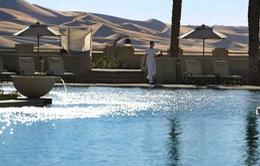 Qasr Al Sarab - khách sạn sang trọng nhất thế giới