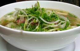 Phở Việt Nam lọt Top 12 món ăn ngon nhất thế giới