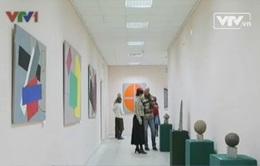 Triển lãm tôn vinh danh họa Kizimir Malevich tại Belarus