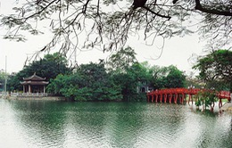 Thống nhất quản lý hồ Hoàn Kiếm và đền Ngọc Sơn