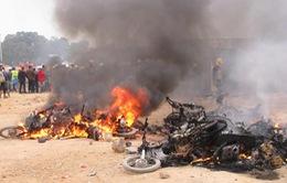 Khởi tố vụ hủy hoại tài sản tại nhà máy Samsung Thái Nguyên