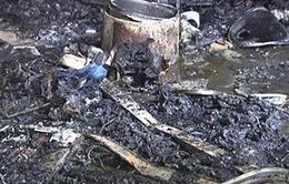 Kết luận nguyên nhân vụ nổ làm 4 sinh viên tử vong
