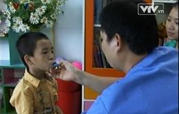Bài tập phục hồi ngôn ngữ cho trẻ