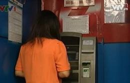 TP.HCM: Hàng loạt ATM hết tiền thời điểm cận Tết