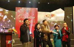 Đài THVN gặp mặt cán bộ hưu trí nhân dịp Tết Giáp Ngọ 2014