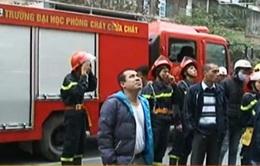 Báo cháy giả gây tốn kém dịp cận Tết