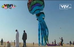 Lễ hội thả diều độc nhất tại Dubai