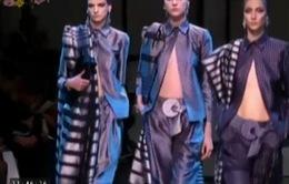 NTK Armani giới thiệu BST tại Tuần lễ thời trang Paris