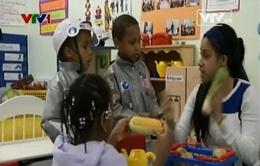 Chương trình truyền hình giúp trẻ ăn uống lành mạnh hơn