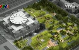 Thi thiết kế kiến trúc bảo tồn Khu di tích 18 Hoàng Diệu