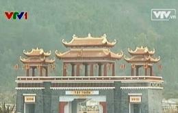 Tây Thiên sẵn sàng cho lễ hội 2014