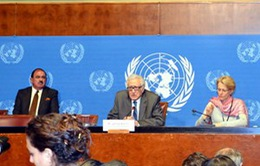 Syria: Bắt đầu ngày đàm phán cuối cùng của vòng 2