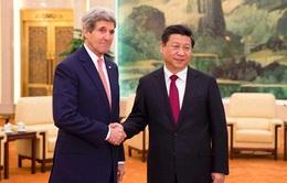 Ngoại trưởng Mỹ hội đàm với các nhà lãnh đạo Trung Quốc