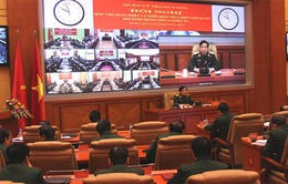 Quân ủy Trung ương, Bộ Quốc phòng quán triệt Nghị quyết Trung ương 8 (khóa XI)